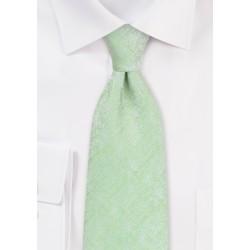Light Cypress Green Necktie