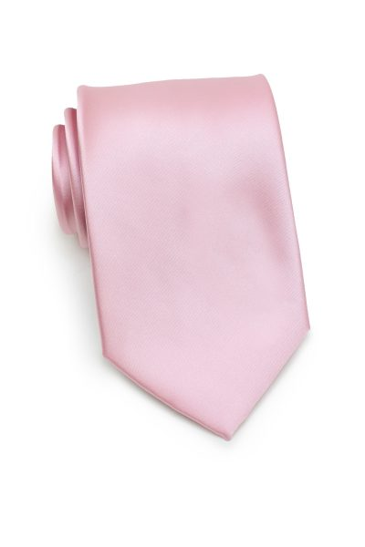 Dusty Rose Pink Tie